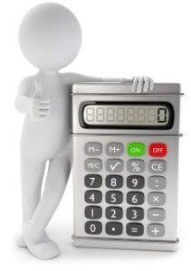 מחשבון שמיועד לחישוב החזרי הלוואות