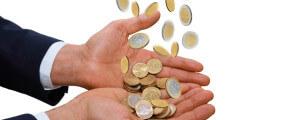 כסף שהתקבל מהלוואה לכיסוי המינוס
