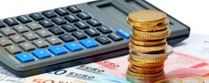 מחשבון וכסף שהתקבל מהלוואה לציבור הדתי והחרדי
