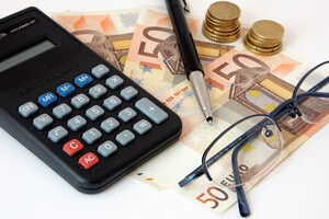 it calculates your money